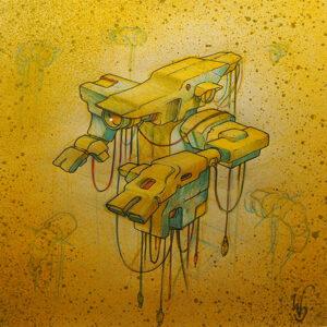 Robot #01